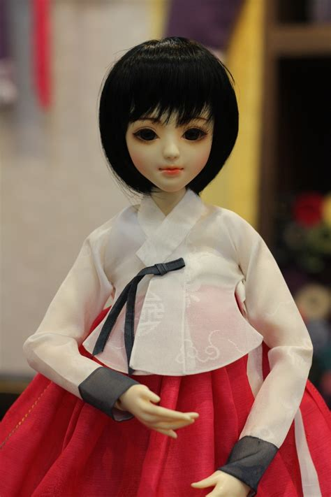 jointed doll korea best 25 korean traditional dress ideas on