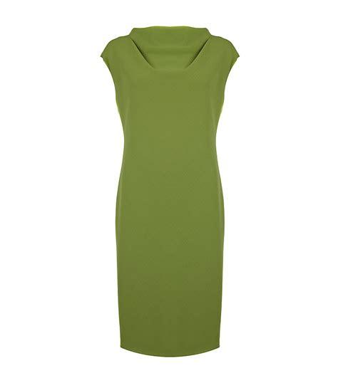 Maxmara Zaza Green max mara uovo dress in green lyst