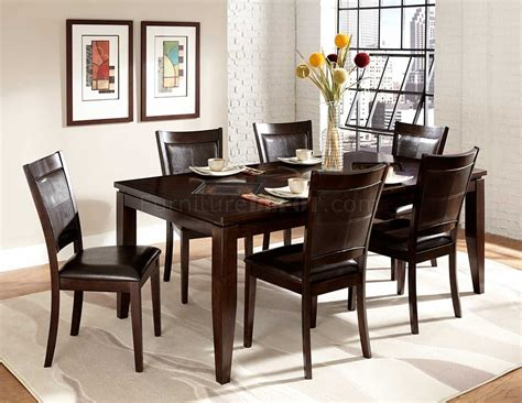 Homelegance Dining Table Vincent 3299 78 Dining Table By Homelegance W Options