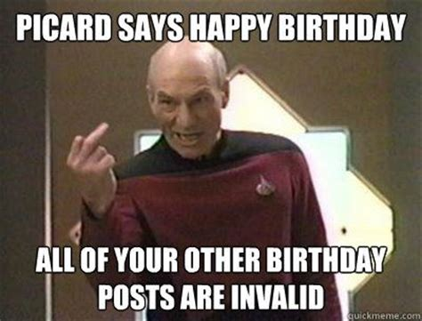 Nerd Birthday Meme - george takei william shatner was the problem uncle in