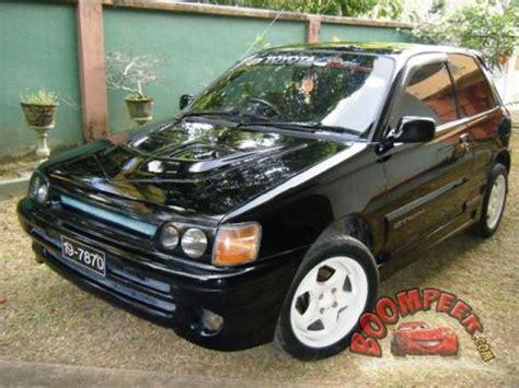 Toyota Glanza For Sale In Sri Lanka Toyota Starlet Gt Turbo For Sale In Sri Lanka