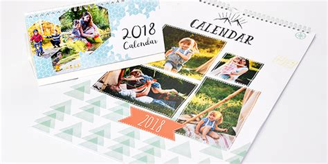 make a personalised calendar how to create a personalised calendar potato print
