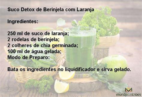 Detox 3 Im Como Tomar by Suco Detox Receitas Para Perder Barriga Mundodastribos