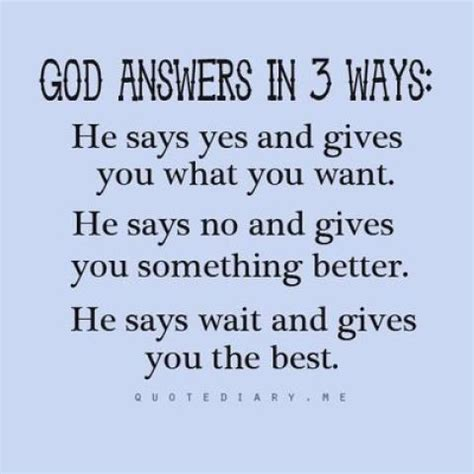 best prayer to god god answers all prayers gets better