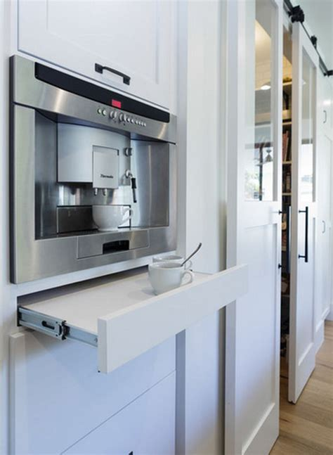 How To Design A Coffee Nook In Your Kitchen