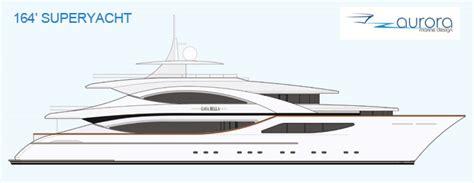 motorjacht jackson 164 superyacht aurora marine design