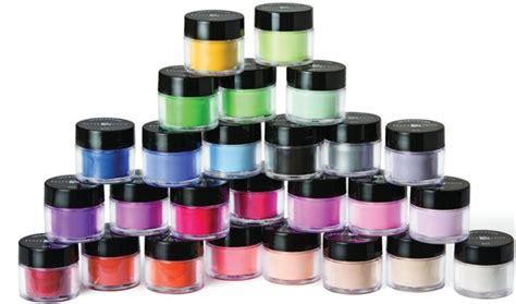 young nails acrylic powder and liquid nail review