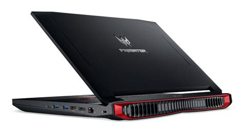Laptop Acer Predator acer predator 15 gaming notebook with frostcore cooling