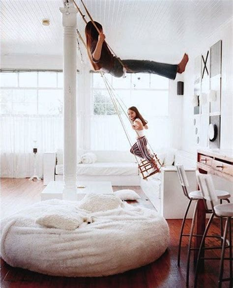 hanging swings for bedrooms trend tracker indoor swings for kids the interior