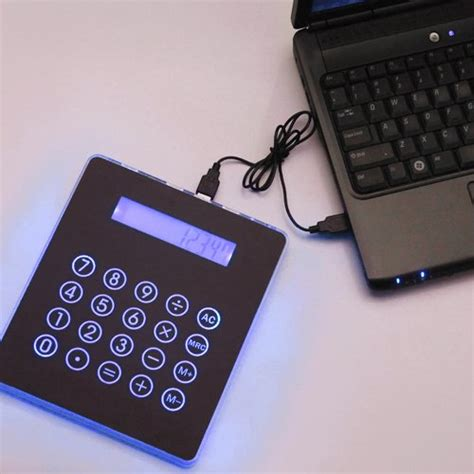Calculator Hub | usb mousepad calculator hub