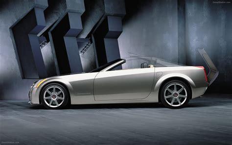 cadillac evoq concept  widescreen exotic car pictures