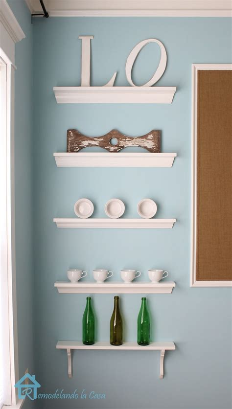 Dining Room Shelving Shallow Open Shelves In Dining Room Pakky105