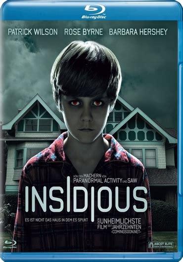 insidious film techniques insidious ascot elite