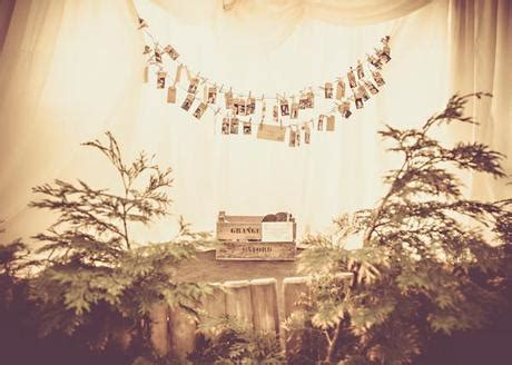 A Rustic Outdoor  Ee  Wedding Ee   Part Two Details And Ideas