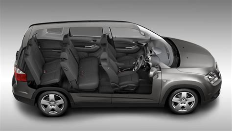 chevrolet orlando 7 seater cars