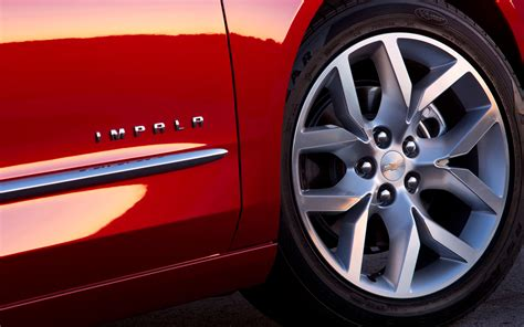 2014 chevy impala wheels 2014 chevrolet impala ltz rear wheels photo 8