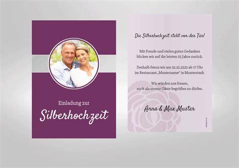 Einladungskarten Silberhochzeit by Silberhochzeit Einladungskarten Einladung Zum Paradies