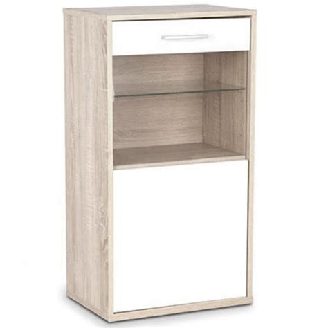 white glass storage cabinet contemporary wall floor storage cabinet with glass