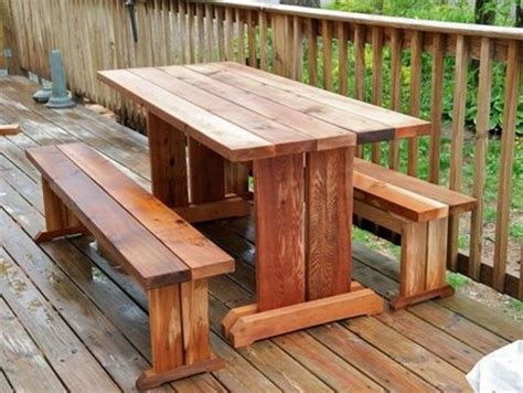free picnic table plans with separate benches glider porch swing woodworking plans mora wood splitting