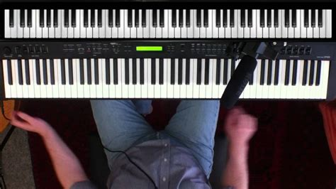 tutorial piano georgia georgia on my mind tutorial for piano by 7notemode youtube