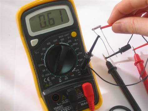 test a resistor with a multimeter resistance multimeters adafruit learning system