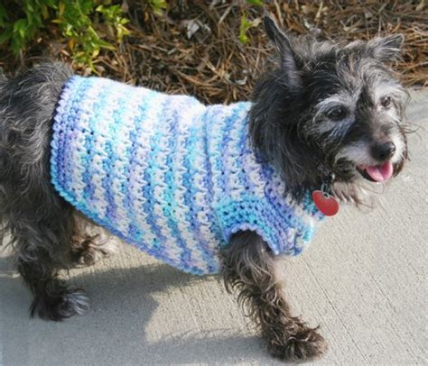 pattern for dog sweaters free crochet dog free pattern sweater turtleneck crochet patterns