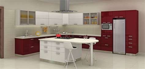 home interior design godrej steel kitchen