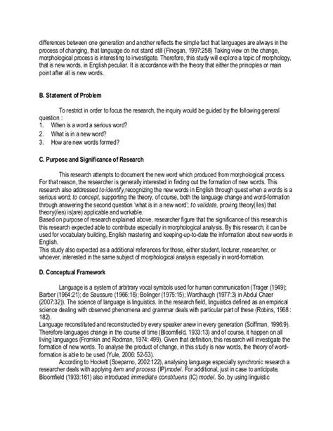 format proposal judul skripsi contoh proposal skripsi sastra inggris