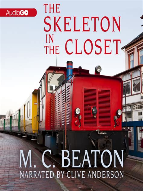 The Skeleton In The Closet Mc Beaton by The Skeleton In The Closet Broward County Library