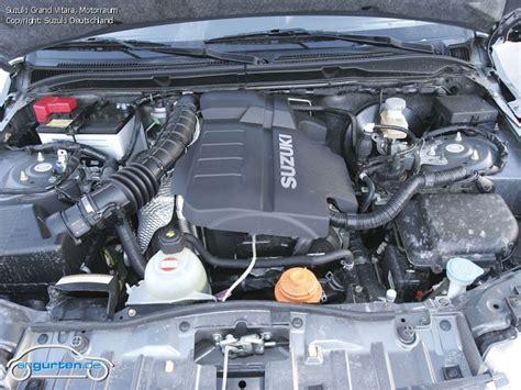 Suzuki J20 Engine Foto Bild Suzuki Grand Vitara Motorraum Angurten De
