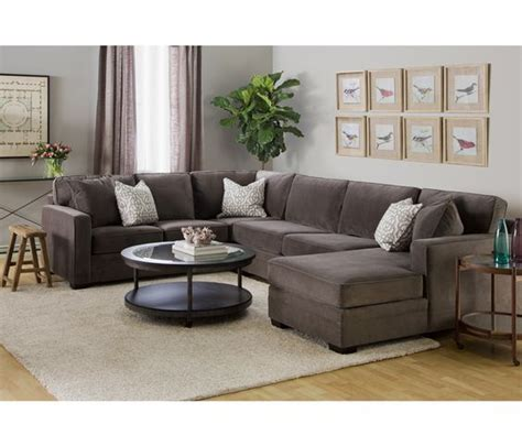 lennon 3 pc sectional w chaise boston interiors