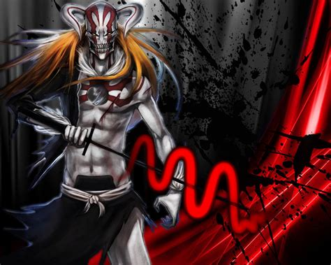 Ink Hollow ichigo vasto lorde by skolberg on deviantart