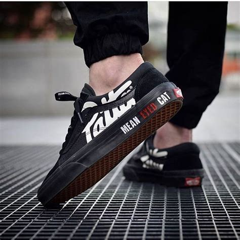 Sepatu Vans Oldskool X Patta Black Hitam top trending sneakers by far this year ostudio post