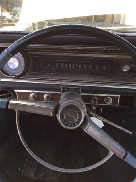 1965 chevy impala 4 door hardtop parts car or rebuild