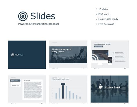 40 Free Cool Powerpoint Templates For Presentations Slide Presentation Template Free