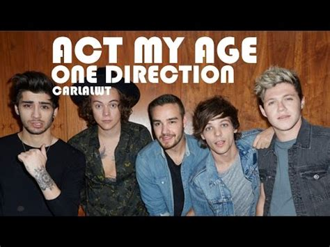 download mp3 album one direction one direction act my age lyrics traduzione