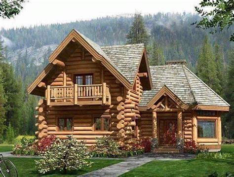 Swiss Chalet Floor Plans by 30 Photos Of Log House Or Wood House Style