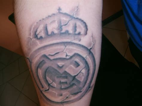 real madrid tattoo real madrid images designs