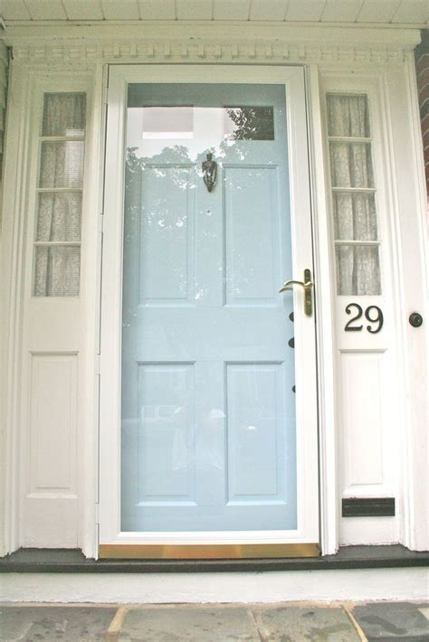 Painting Front Door by 25 Best Ideas About Painted Door On