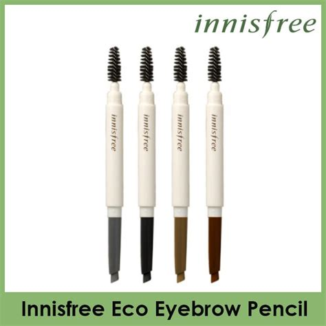 Harga Innisfree Eco Eyebrow Pencil innisfree eco eyebrow pencil 0 end 3 7 2018 3 15 pm myt