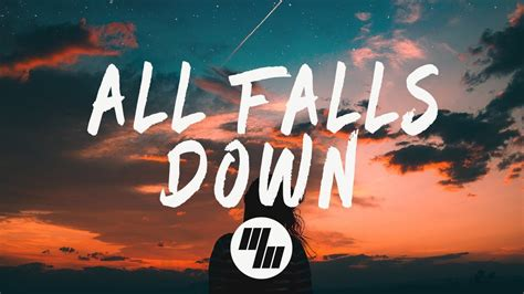 alan walker when it all falls down alan walker all falls down lyrics lyric video feat