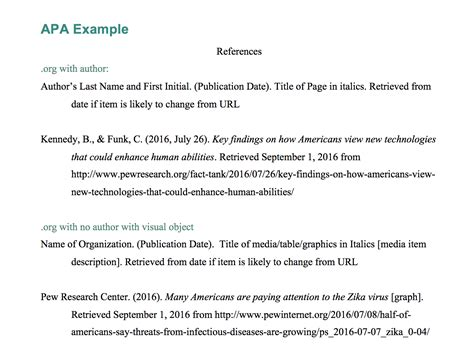 apa format with no author apa website citation no author www pixshark com images