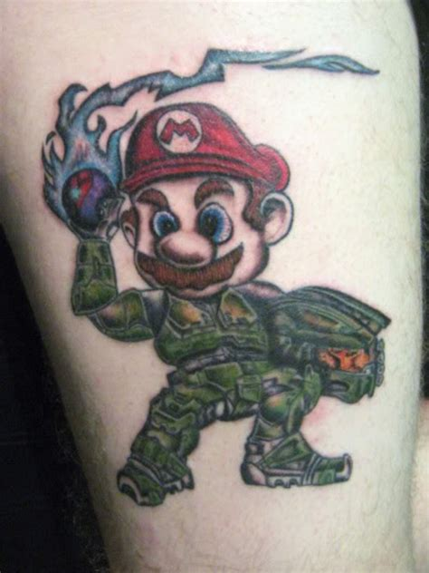 super smash bros tattoo tattoos page 1 general discussion forums