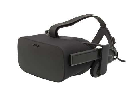 Headset Reality Oculus Rift by Oculus Rift