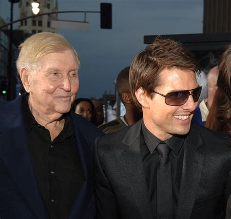 Are Tom Cruise Sumner Redstone Gonna Make Up by The Raging Battle Sumner Redstone S Days