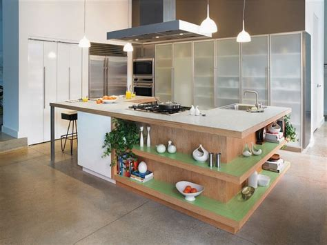 10 sparkling kitchens with open shelving fabulous kitchen island with open shelves formica laminate