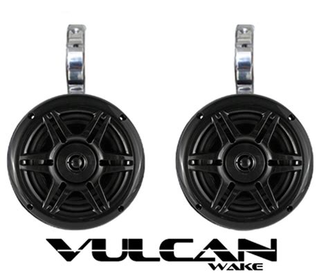 Javi Sp 001 Speaker 2 0 vulcan single bullet speakers