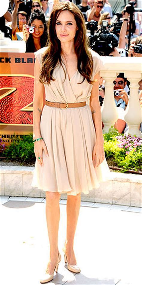 Get The Look Jolies Cannes Chic The Rack Stylewatch Peoplecom by F 234 Te The Cannes Festival