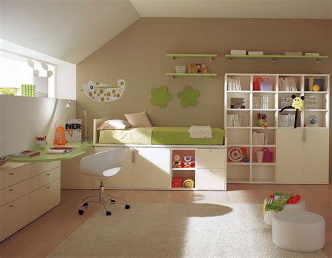 29 bedroom for kids inspirations from berloni digsdigs