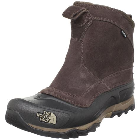 the mens snow beast boot in brown for